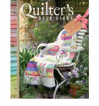 The Quilter  s Desk Diary 2011 by David & Charles