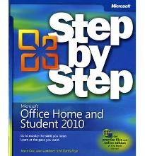 Microsoft Office 2010 Home and Student Edition Step by Step  Step by Step  Mi...