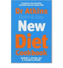 Dr. Atkins   Quick and Easy New Diet Cookbook by Atkins, Robert C.