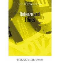 Deleuze and Ethics  Deleuze Connections   Hardcover  by Nathan J. Jun