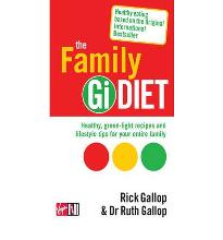 The Family Gi Diet  Paperback  by Gallop, Rick; Gallop, Dr Ruth