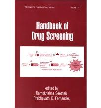 Handbook of Drug Screening  Drugs and the Pharmaceutical Sciences   Hardcover