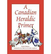 A Canadian Heraldic Primer  Illustrated   Paperback  by Greaves, Kevin; Canad...