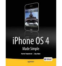 iPhone 4 Made Simple  Paperback  by Trautschold, Martin; Mazo, Gary