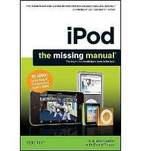 iPod: The Missing Manual  Missing Manuals   Paperback  by J.D. Biersdorfer
