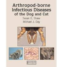 Arthropod-borne Infectious Diseases of the Dog and Cat  Hardcover ; Bown, Kevin