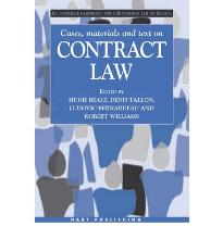 Contract Law  Ius Commune Casebooks for the Common Law of Europe   Paperback