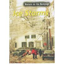 Nature On The Rampage: Ice Storms And Hailstorms Hardback by Scheff, Duncan