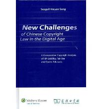New Challenges of Chinese Copyright Law in the Digital Age  A Comparative Cop...