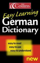 German Easy Learning Dictionary