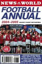 The News of the World Football Annual 2004/2005