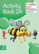 Collins New Primary Maths: Activity Book 2A