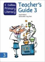Collins Primary Literacy: Teacher's Guide 3