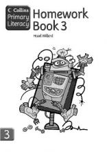 Collins Primary Literacy: Homework Book 3