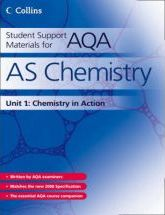 Student Support Materials for AQA: AS Chemistry Unit 1: Foundation Chemistry