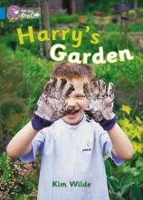 Collins Big Cat: Harry's Garden: Band 04/Blue