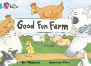 Collins Big Cat: Good Fun Farm: Band 07/Turquoise