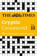 Times Cryptic Crossword Book 18