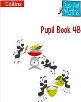Pupil Book 4B