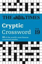 The Times Cryptic Crossword: Book 19