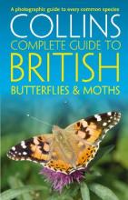 Collins Complete Guides: British Butterflies and Moths