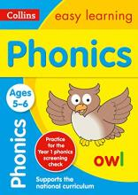 Phonics Ages 5-6: New Edition