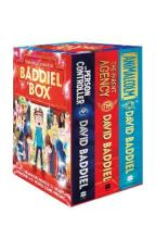 The Blockbuster Baddiel Box (The Parent Agency, The Person Controller, AniMalcolm)
