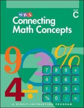 Connecting Math Concepts Level C, Independent Work Blackline Masters