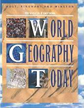 World Geography Today, 1997