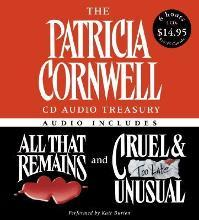 The Patricia Cornwell CD Audio Treasury