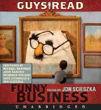 Guys Read: Funny Business