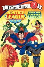 Justice League: Meet the Justice League