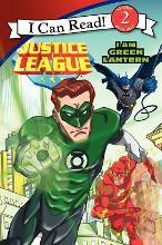 Justice League: I Am Green Lantern