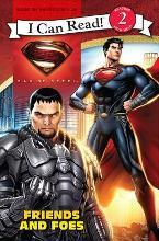 Man of Steel: Friends and Foes