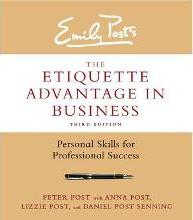 The Etiquette Advantage in Business
