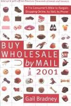 Buy Wholesale by Mail 2001