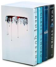 Red Queen 4-Book Hardcover Box Set