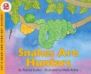 Snakes Are Hunters