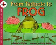 Let's-Read-and-Find-out Science, Stage 1: from Tadpole to Frog