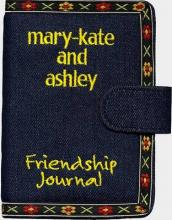 Mary-Kate and Ashley Friendship Journal