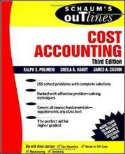 Schaum's Outline of Cost Accounting