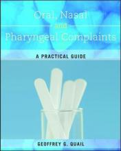 Oral, Nasal and Pharyngeal Complaints