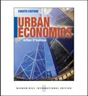 Urban Economics (Int'l Ed)