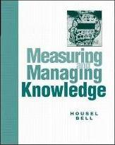 Measuring and Managing Knowledge