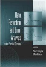 Data Reduction and Error Analysis for the Physical Sciences (Int'l Ed)