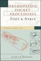 Orthopaedic Pocket Procedures: Foot & Ankle