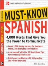 Must Know Spanish