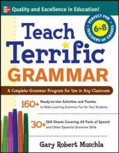 Teach Terrific Grammar: Grades 6-8
