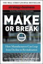 Make or Break: How Manufacturers Can Leap from Decline to Revitalization