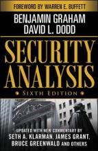 Security Analysis: Sixth Edition, Foreword by Warren Buffett by Benjamin Graham & David Dodd